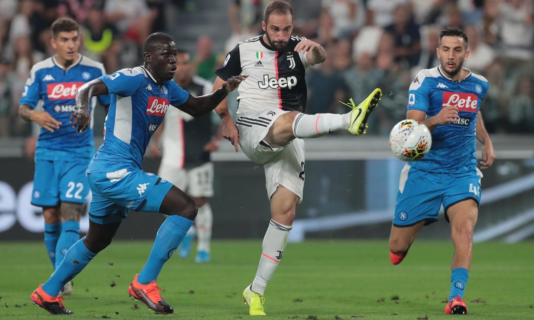 Ricordate l'ultimo Juve-Napoli allo Stadium? Fu una pioggia di gol! VIDEO