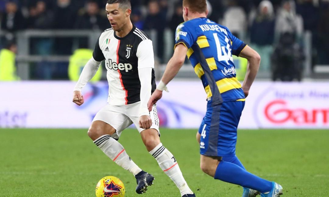 La Juve e Kulusevski non brillano, Ronaldo sì: prima minifuga, già decisiva? La strana scelta di Sarri