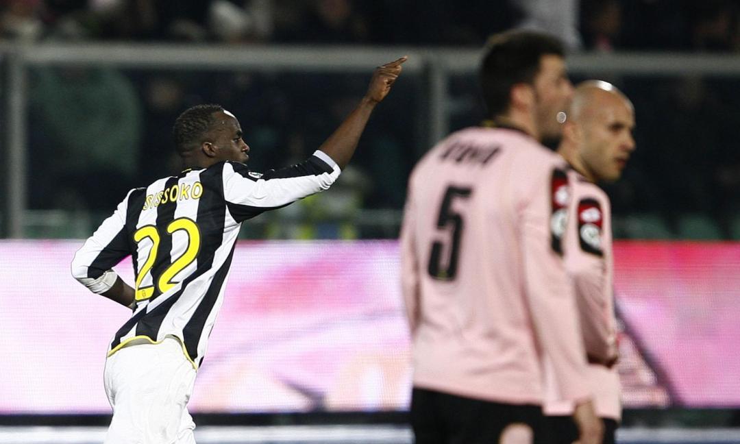 Sissoko appende gli scarpini: l'ex Juve annuncia il ritiro in lacrime