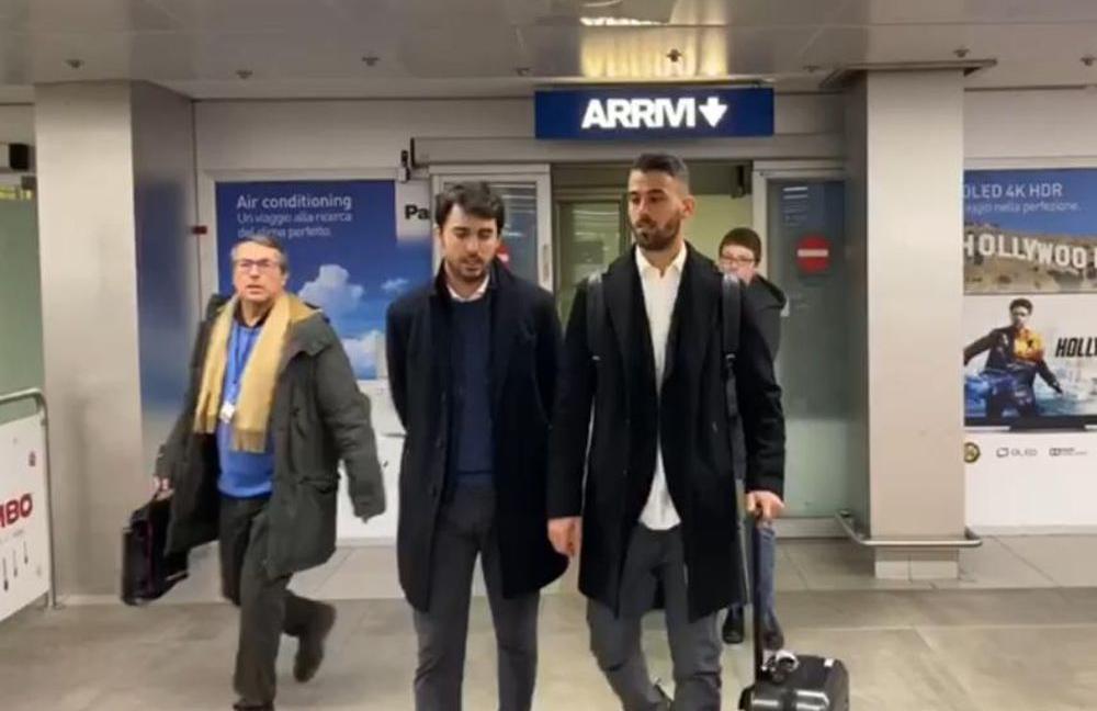 Spinazzola va all'Inter, ma senza sorriso: 'Non l'ha presa benissimo' GALLERY