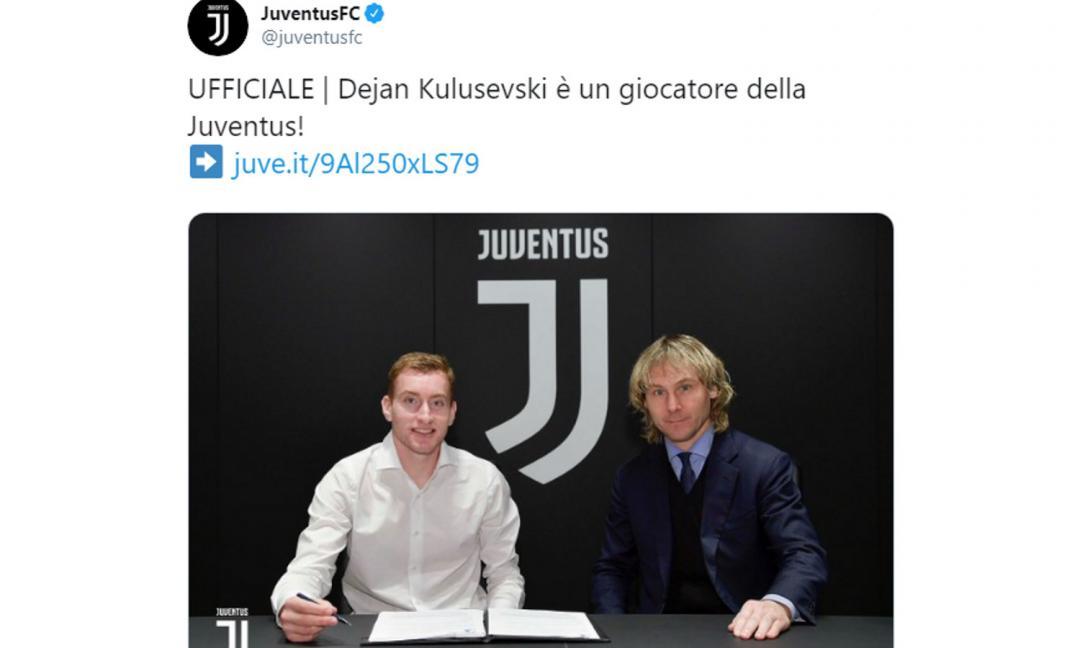 UFFICIALE: KULUSEVSKI È DELLA JUVE! A gennaio resta al Parma: formula e cifre