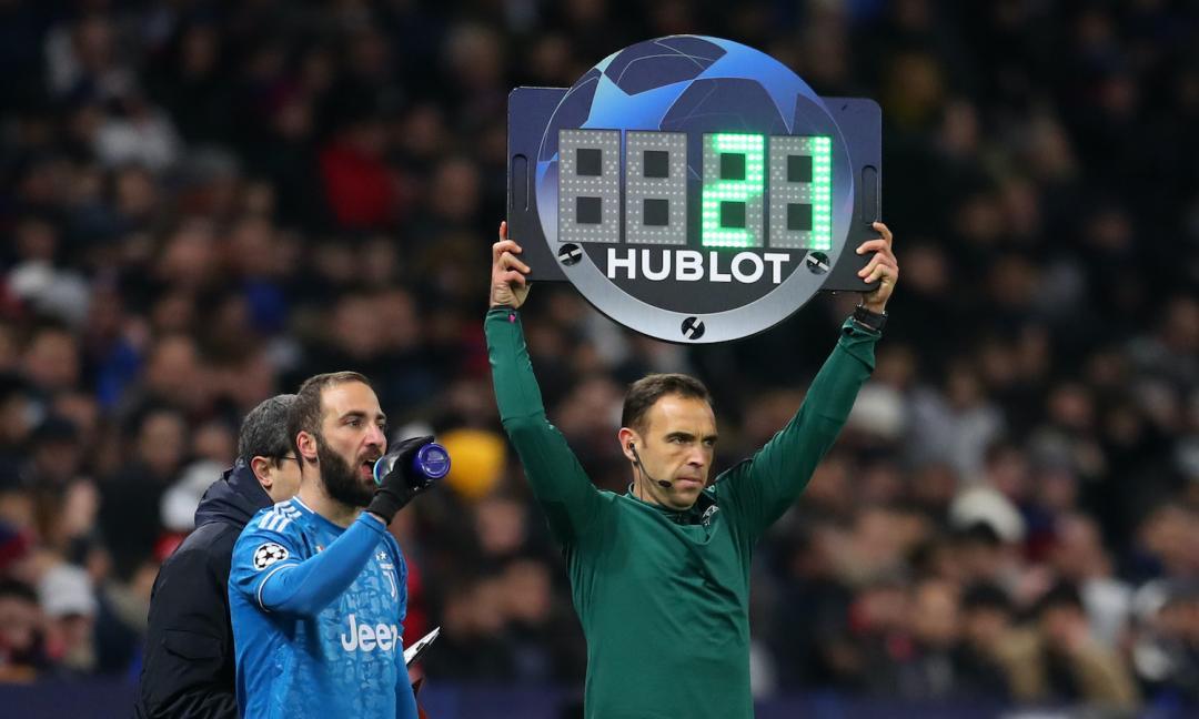 Champions League: il Lione si prepara alla Juve e Garcia avrà due rinforzi