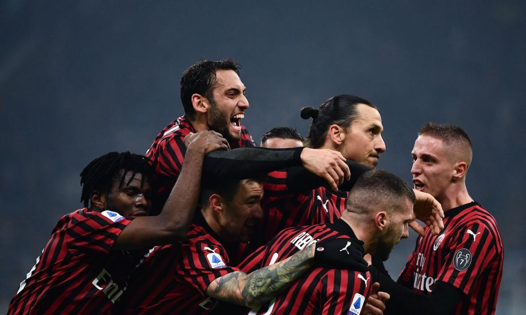 Coppa Italia, il Milan 'zoppica' in semifinale