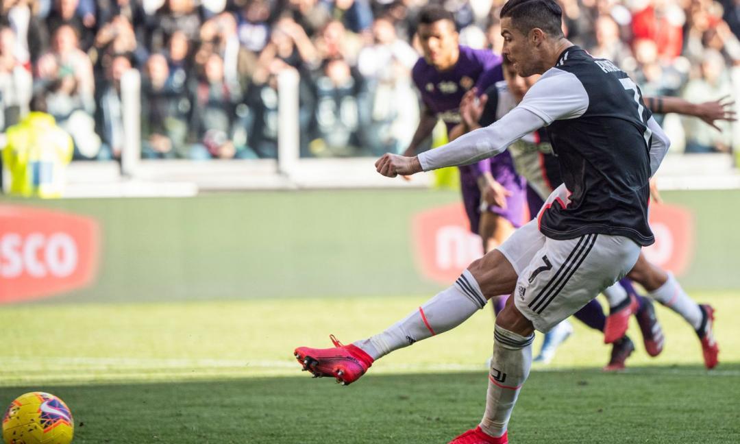 Milan-Juve: ecco quanto vale il gol di Ronaldo