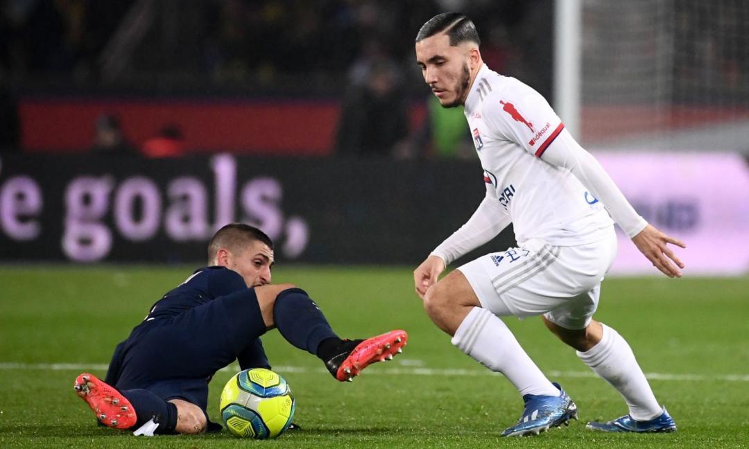 Cherki gela la Juve: 'Sogno di giocare nel Real Madrid'