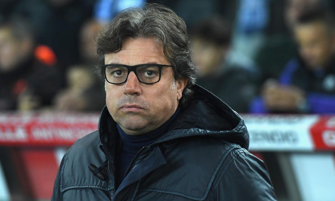 Napoli, Giuntoli: 'Come abbiamo reagito dopo il 3-0 per la Juventus'