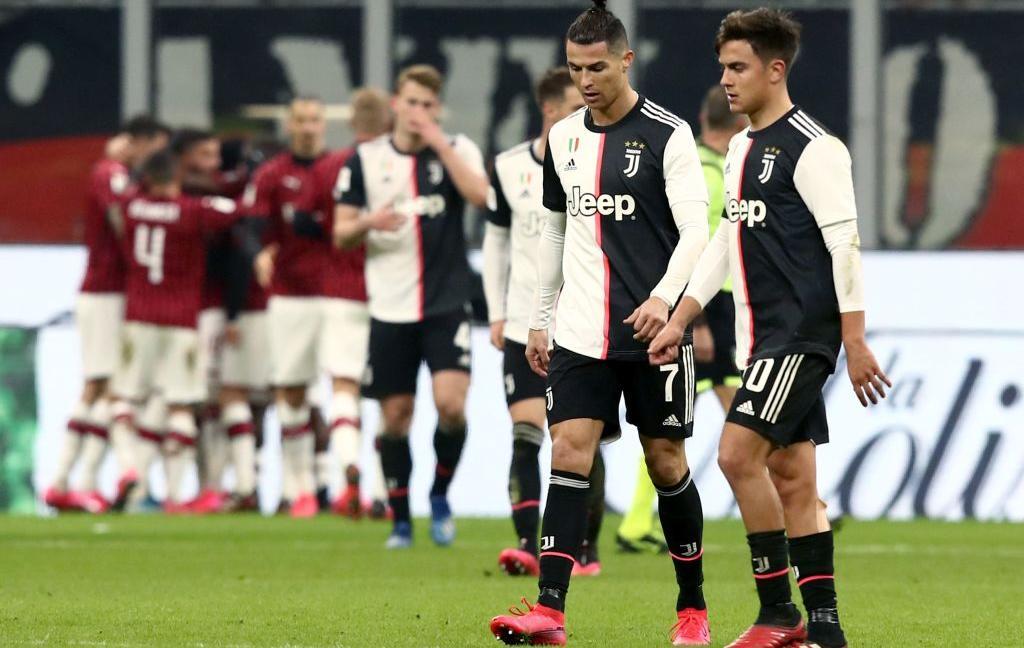 Coronavirus, a rischio porte chiuse anche Juventus-Milan