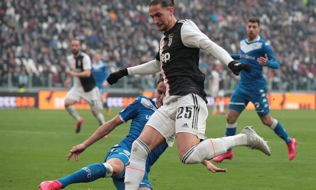 Da Bernardeschi a Ramsey: quattro big sulla graticola, rischiano la Juve