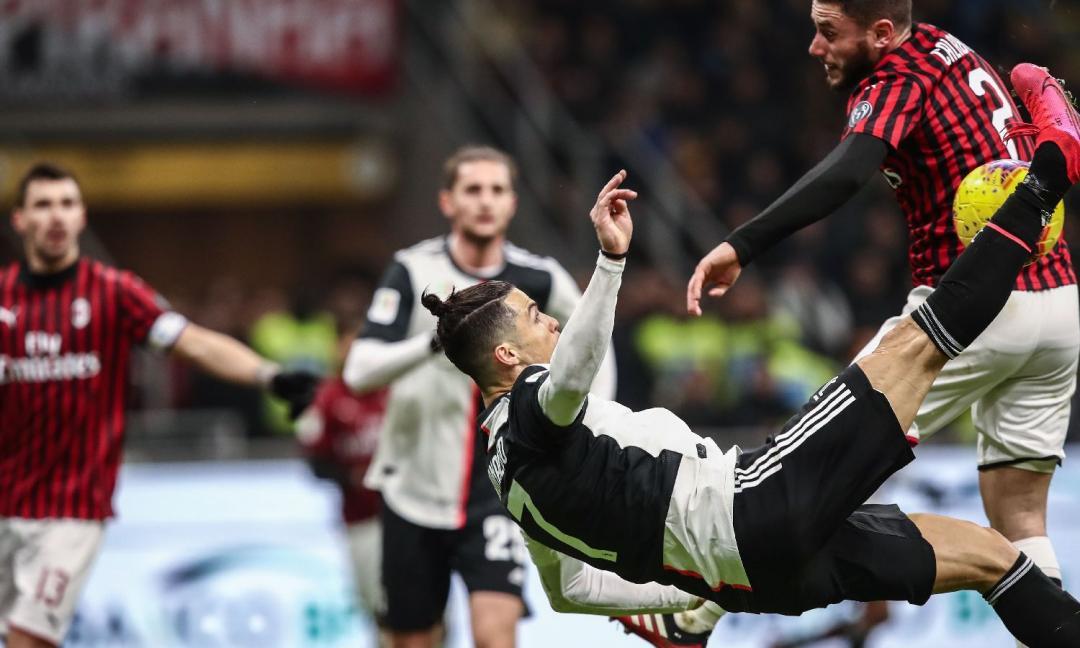 Milan-Juve, mani di Calabria: l'AIA conferma la scelta di Valeri!