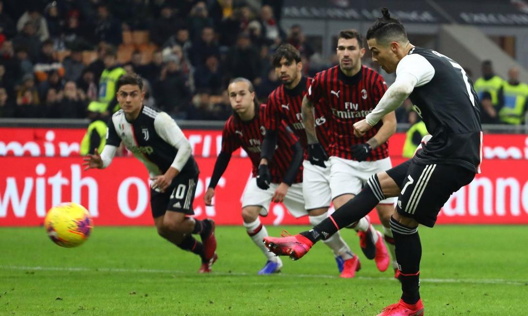 Juve, Ronaldo: 'Uniti come una squadra'