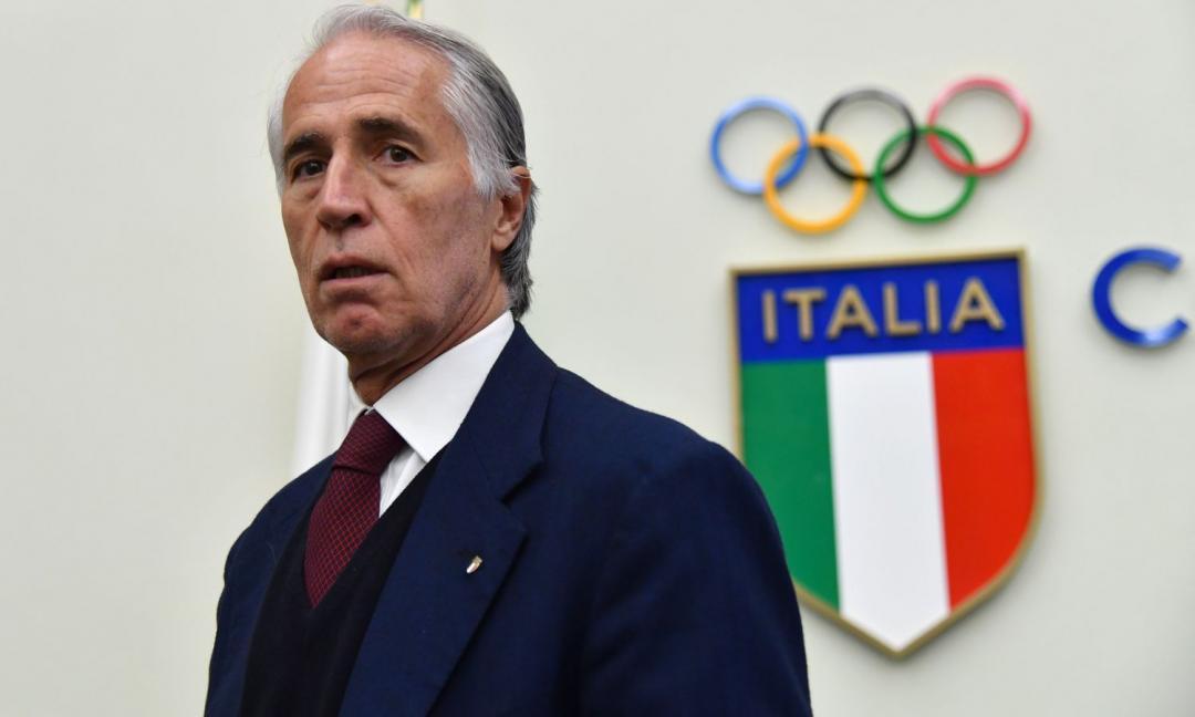 Malagò: 'Sport italiano si sta comportando perfettamente'