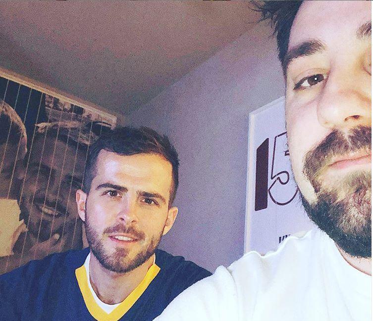Contorno, il cuoco di Pjanic e Douglas al BN: 'Quarantena? Con i giocatori cucino in videochat'