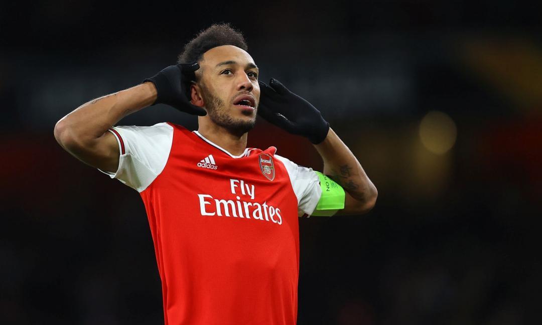 Dalla Germania: 'Nuovo centravanti per l'Arsenal'. Si libera Aubameyang?