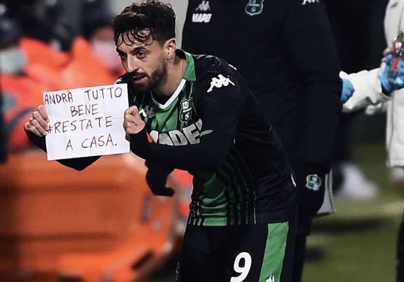 L'importante messaggio mandato da Caputo a tutta Italia, per combattere tutti insieme l'emergenza Coronavirus.