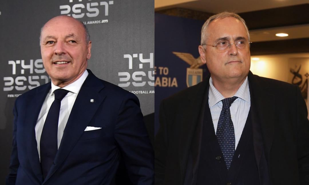 'Juve prudente, l'Inter è contraria alla ripresa della Serie A ma Marotta non lo dice! Lotito vuole giocare ad ogni costo'