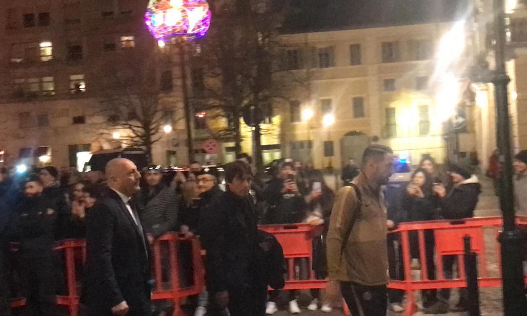 Afbeeldingsresultaat voor conte torna a Torino traditore