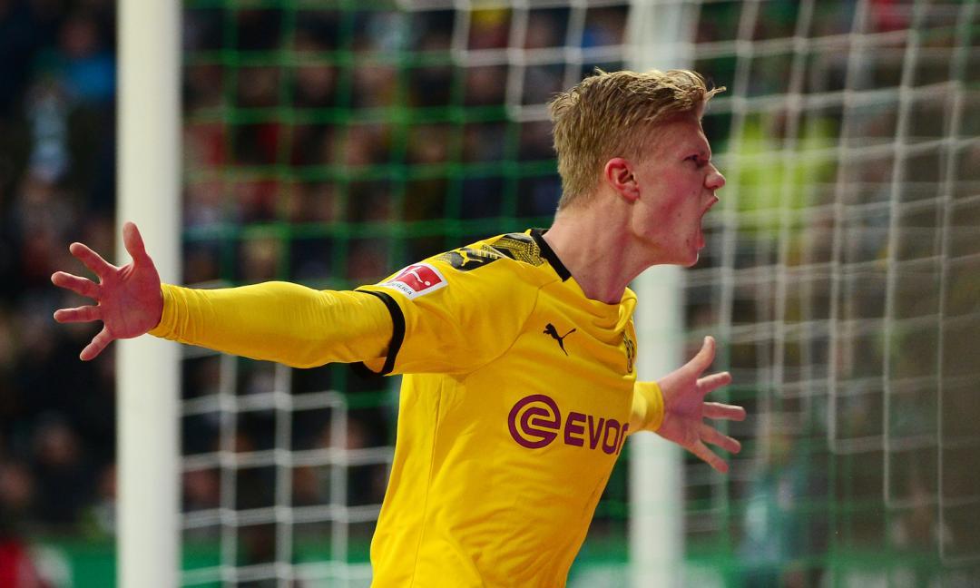 Juve, senti il padre di Haaland: 'Dortmund? Se avesse scelto un atro club...'