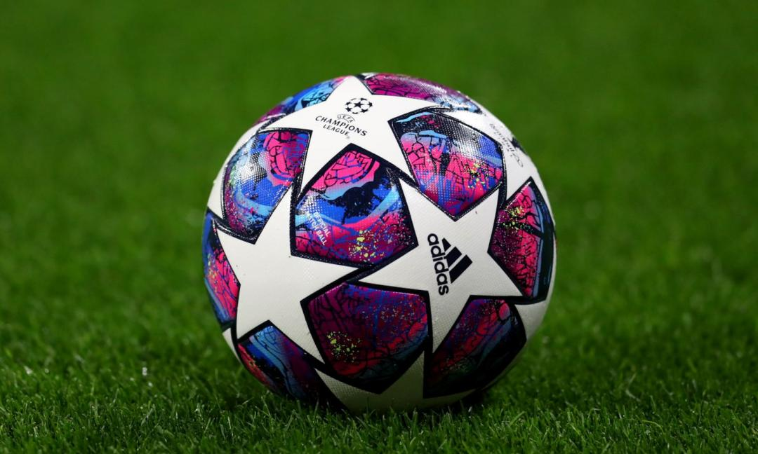 Pallone Champions League 2020-2021: l'anticipazione FOTO