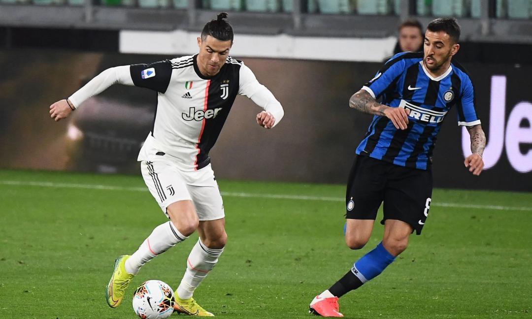 Calciatori tornati a casa: Inter batte Juve 7-5 ma nessuno ne parla