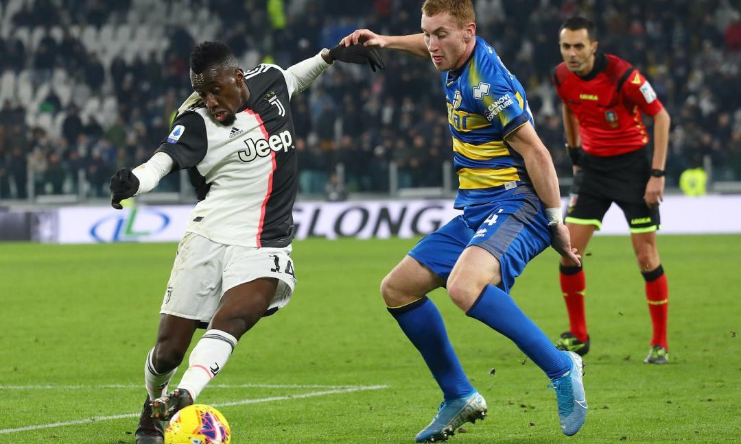Kulusevski può tornare alla Juve senza giocare: non c'è accordo col Parma, il piano di Paratici