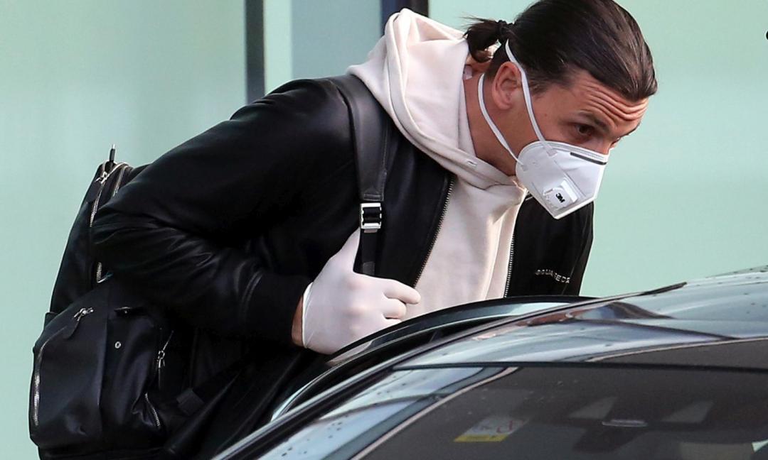 Ex Juve, Ibrahimovic lascia il Milan ma può restare in Serie A
