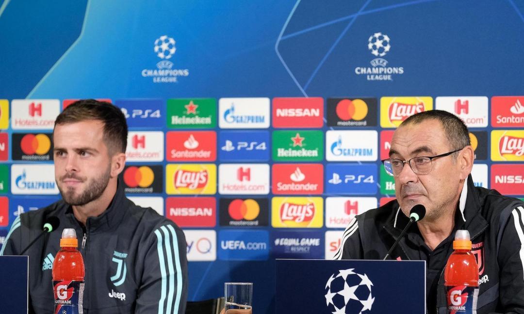 Pjanic al Barcellona: cosa ne pensa Sarri