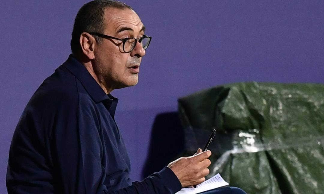 Genoa-Juventus: i convocati di Sarri, ancora fuori Chiellini, c'è Pjanic