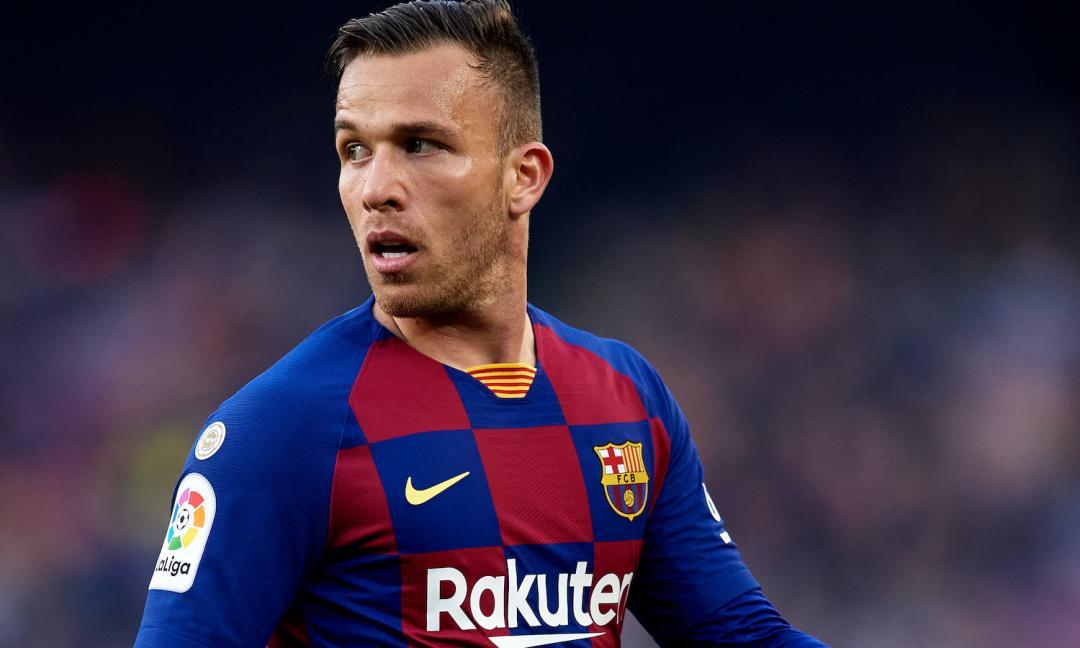 Barrios su Arthur: 'Pochi come lui, per Messi era come Xavi. Ha mentalità vincente'