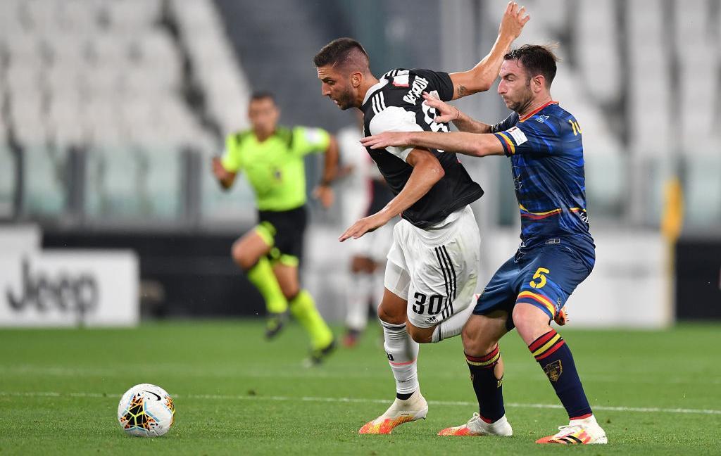 Juve, le condizioni di Bentancur in vista del Genoa