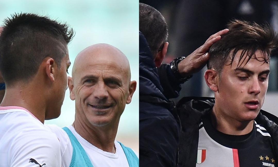 Sannino a BN: 'Dybala? Non so se resta alla Juve, su Sarri...'