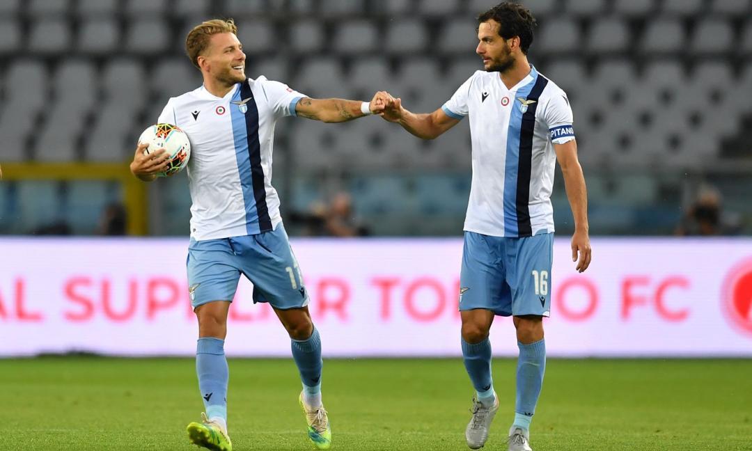 Lazio, Parolo manda un messaggio alla Juve: 'Tiferemo per il Genoa!'