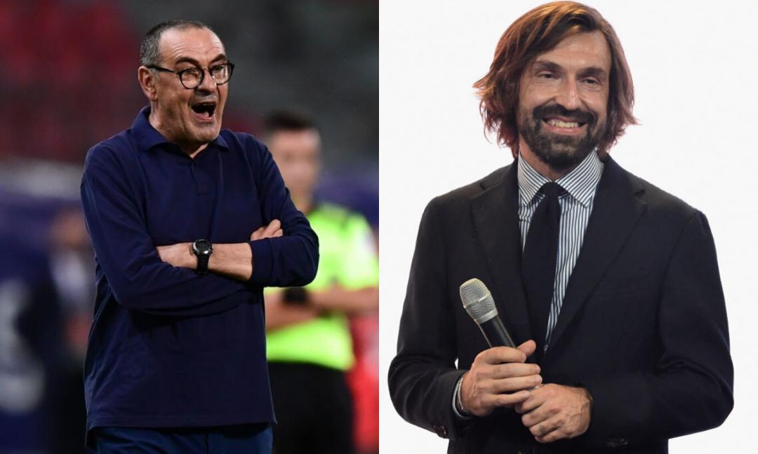 Pirlo allenatore della Juve B: studia da Guardiola e da Zidane, si allunga un'ombra su Sarri