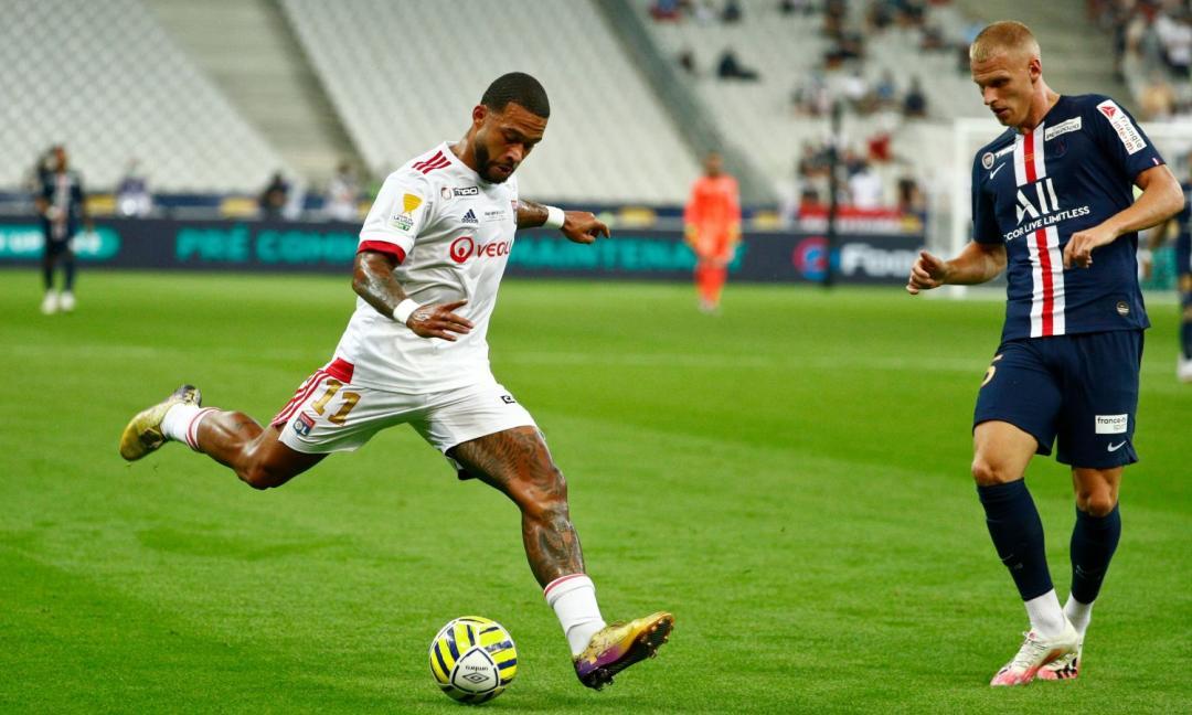 Francia, il Psg vince la Coppa di Lega, Lione ko ai rigori dopo 120'
