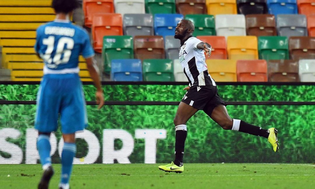 Fofana attacca Tudor: 'Mi ha umiliato! Lascio l'Udinese, contro la Juve...'