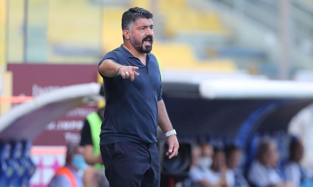 Furia Gattuso in Napoli-Lazio: 'Terrone di m***a? Ditemelo in faccia!'