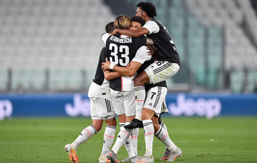 Dominio Juventus: ha due stagioni di vantaggio sulle avversarie