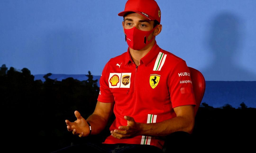 Ferrari, UFFICIALE: Leclerc positivo al Covid, le condizioni