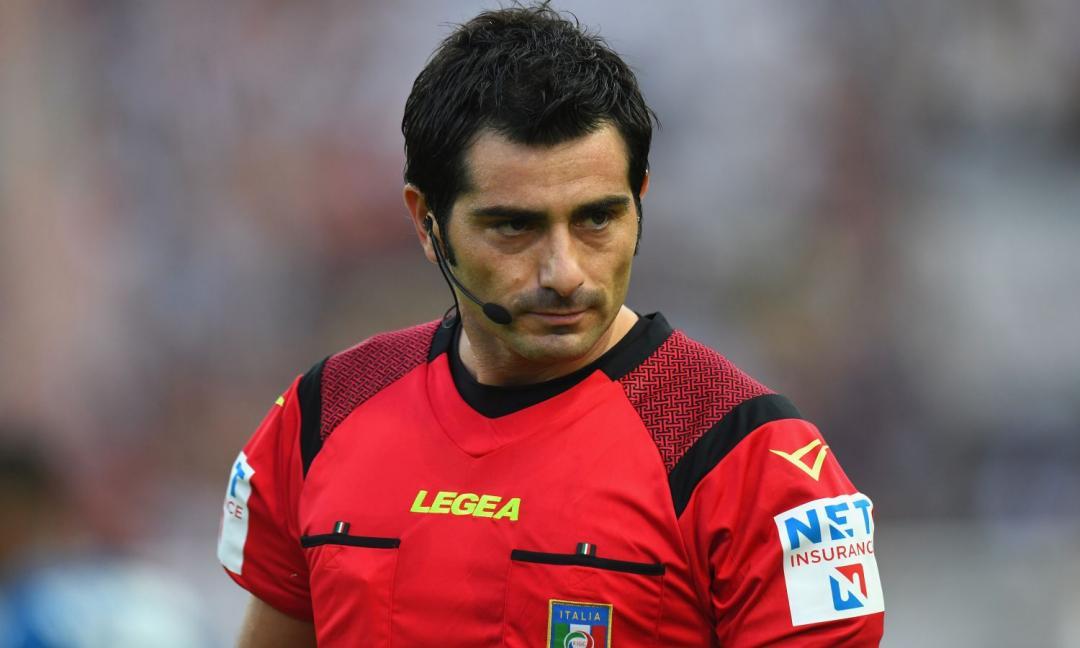 Juve-Cagliari, cambia la designazione arbitrale!