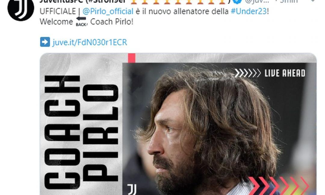 Pirlo alla Juve, Serginho si sbaglia: 'Grande pirla'