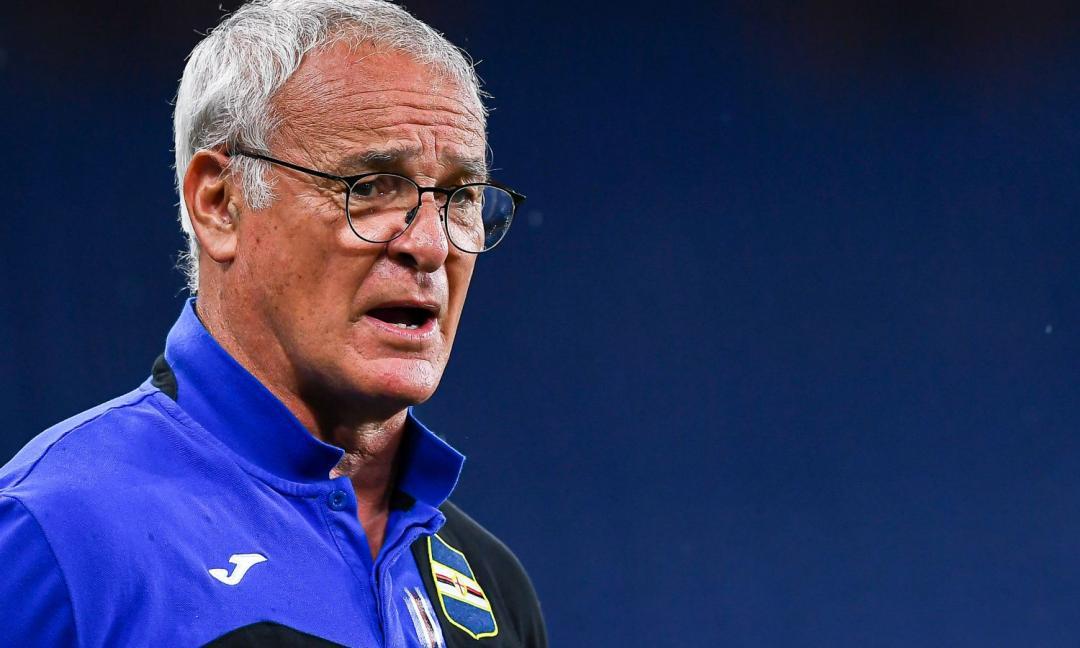 Verso Juve-Sampdoria: assenza pesante per Ranieri, il comunicato