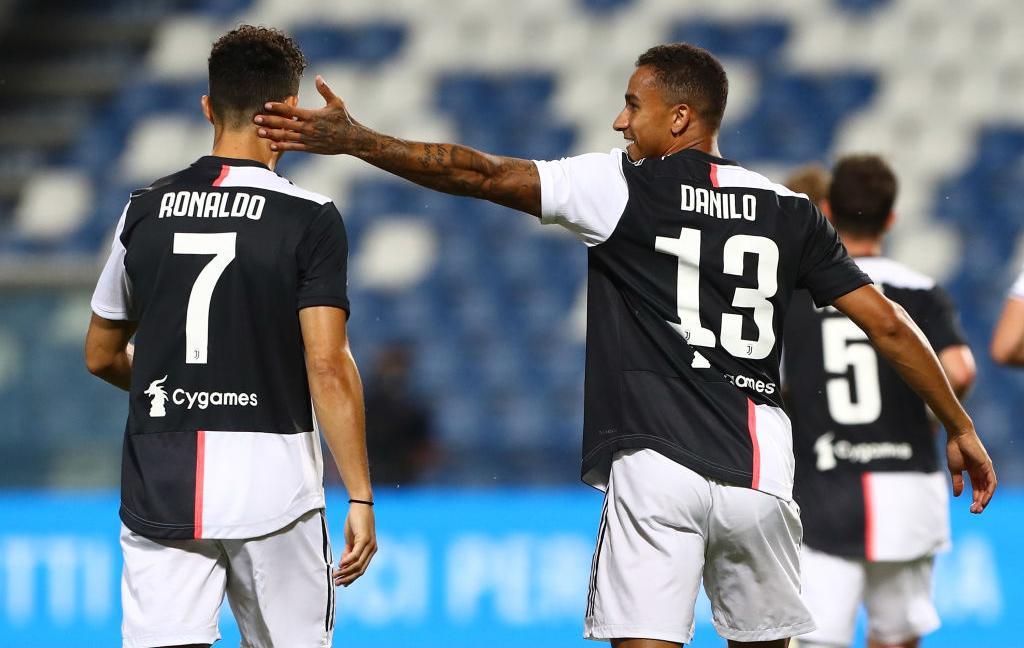 Ronaldo e Danilo conquistatori d'Europa, FOTO tra vincitori di Serie A, Liga e Premier