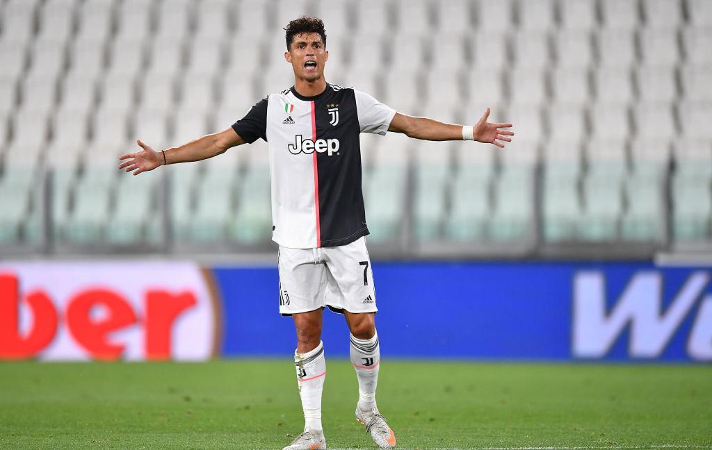Juventus-Roma: Ronaldo non convocato