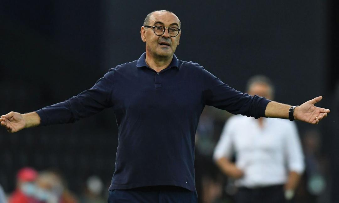 Juve: Sarri, scudetto stiracchiato: 'Vinto per errori delle avversarie'