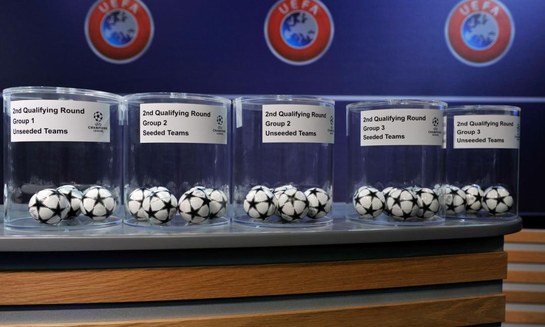 Juventus, i sorteggi di Champions League: se la Juve passa trova City o Real!