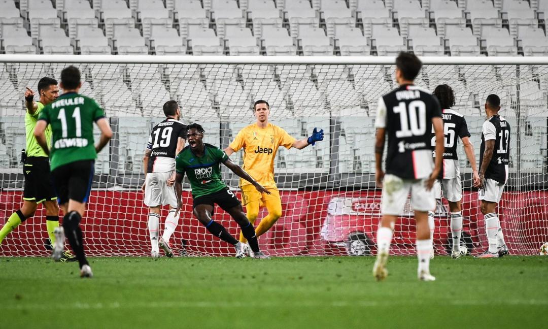 Zazzaroni contro i rigori alla Juve: 'Regola è una farsa, l'Atalanta meritava'