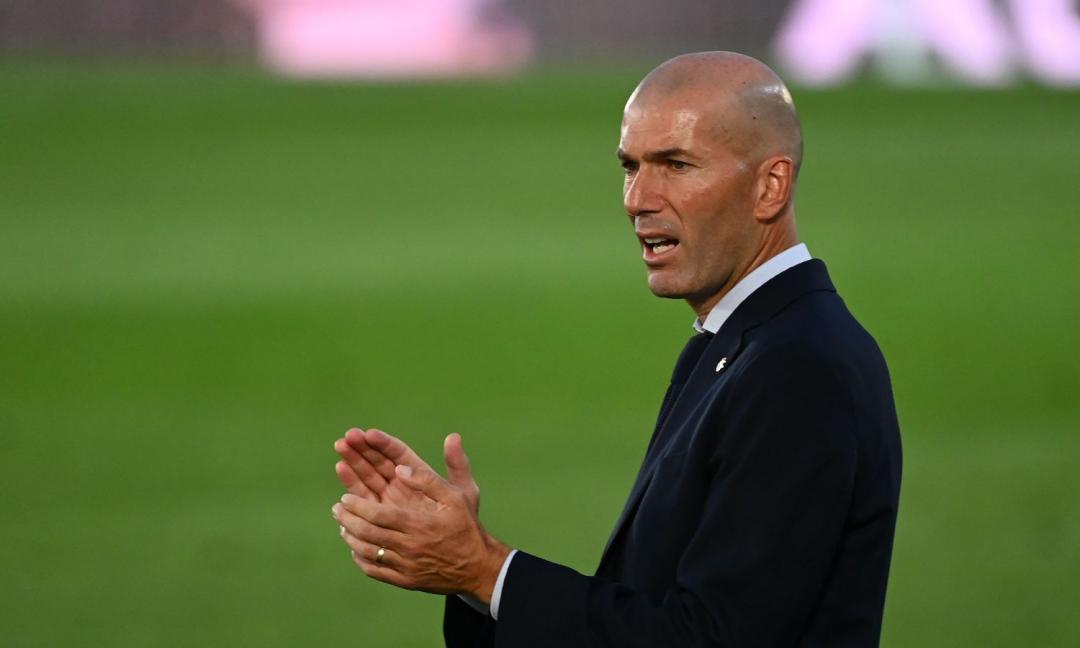 Dalla Spagna: 'Zidane più vicino alla Juve'