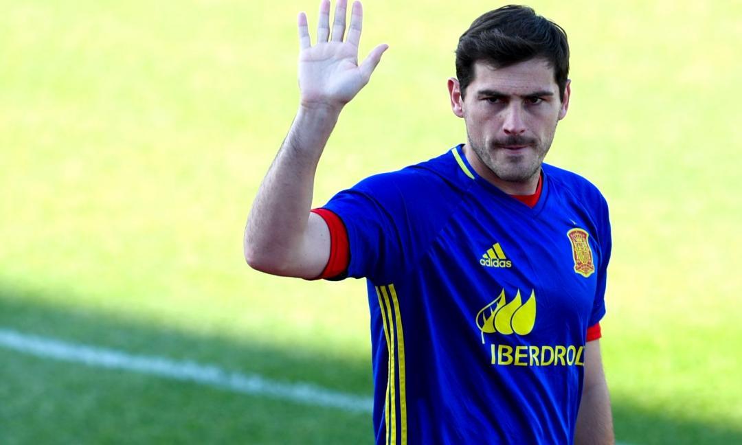 Casillas: 'Ronaldo supererà il mio record in Champions'