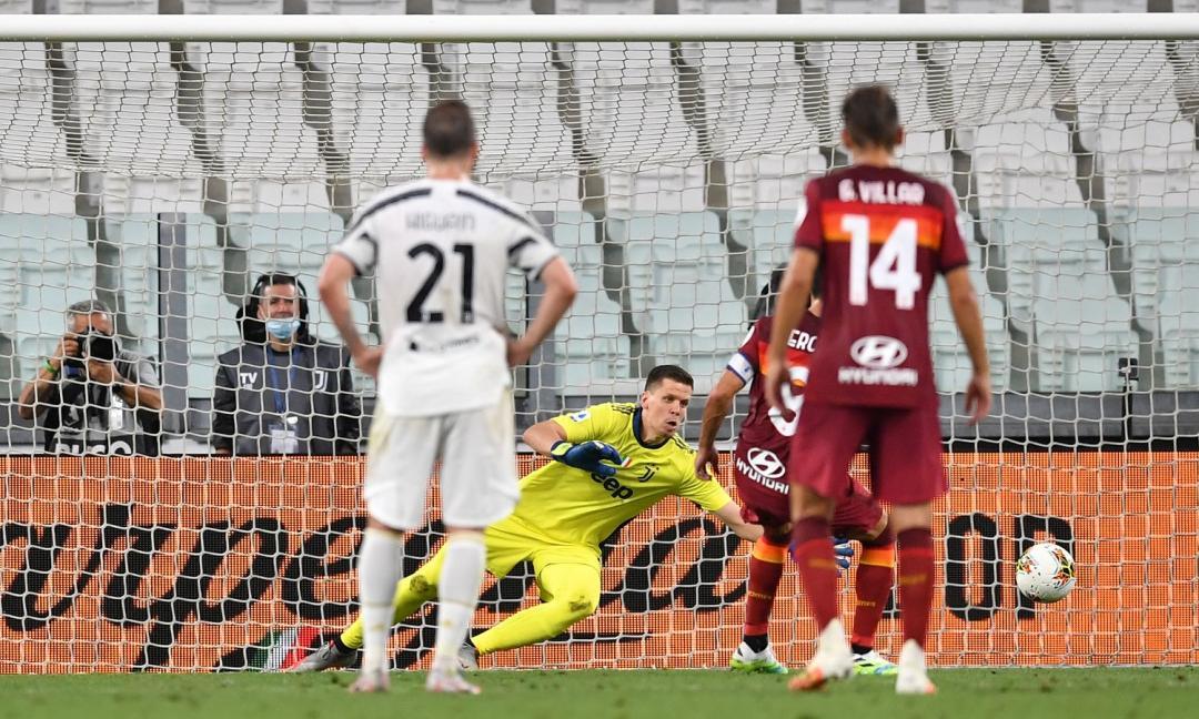 Juve, scudetto amaro: la Roma passa 3-1, bianconeri campioni a +1 sull'Inter
