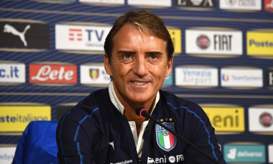 Mancini: 'Italia agli Europei per vincere. Sì a Zaniolo, ecco per chi tifo'