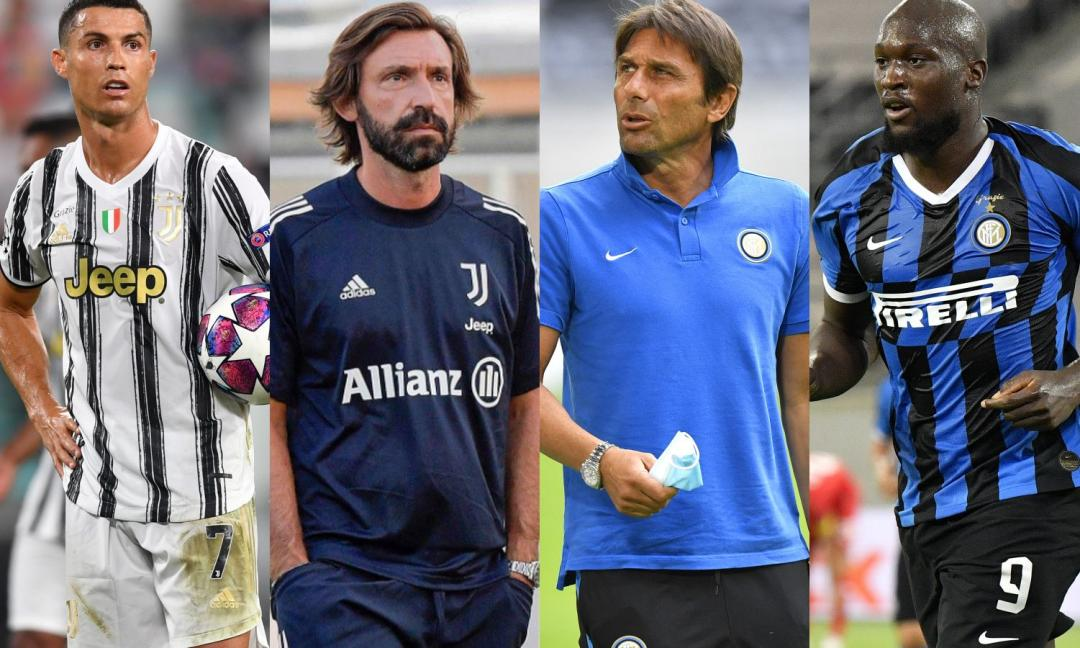 La Juve è un cantiere aperto: mancano pezzi e tempo, all'Inter no. E se Pirlo facesse come Allegri?